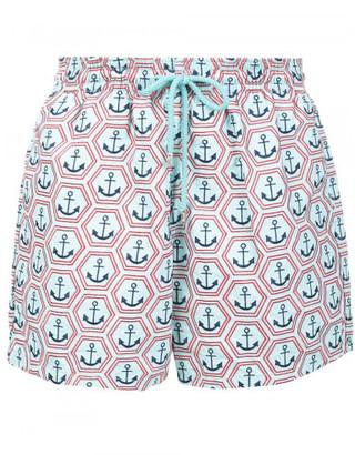 Vilebrequin 'Mistral' swim shorts $590 thestylecure.com