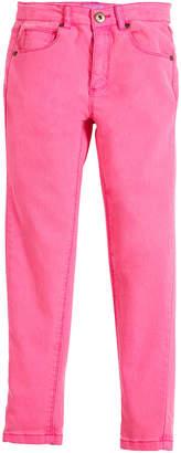 Joules Linnet Cotton-Stretch Jeans, Size 3-10