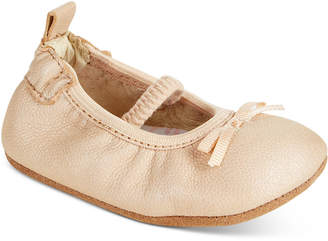 Robeez Soft Soles Rachel Ballet Flats, Baby Girls