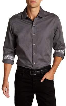 Robert Graham Windsor Woven Regular Fit Shirt