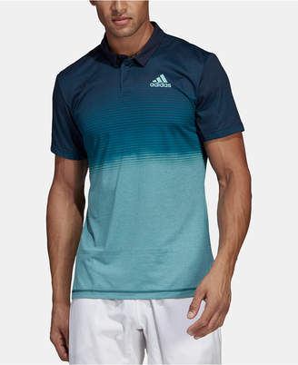 adidas Men Parley Ombre Polo
