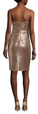 Jenny Yoo Emery Sequin Tulle Dress