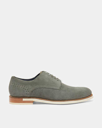 Ted Baker LAPIIN Suede Derby brogues