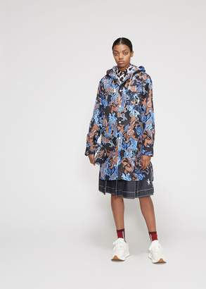 Marni Dance Bunny Dance Bunny Oversized Hooded Jacket