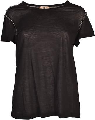 N°21 N.21 N.21 Embellishment Shirt