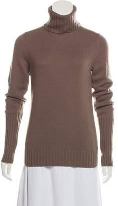 Loro Piana Medium-Weight Cashmere Turtleneck Sweater