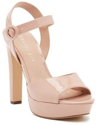 Madden-Girl Roseyy Platform Sandal