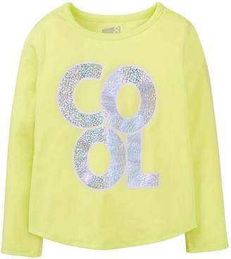 Crazy 8 Crazy8 Toddler Sparkle Cool Tee