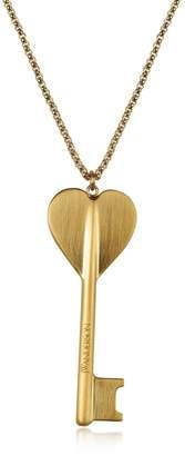 J.W.Anderson Heart Key Pendant Necklace