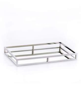 Zodax Venturi Rectangular Mirrored Tray