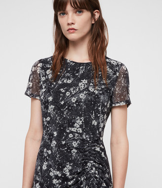 AllSaints Ariya Lisk Dress