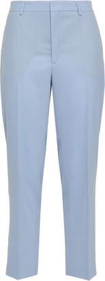 Filippa K Emma Cropped Crepe Tapered Pants