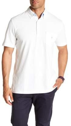 Tailorbyrd Knit Short Sleeve Polo