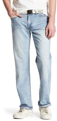Lucky Brand 361 Vintage Straight Leg Jean $89.50 thestylecure.com