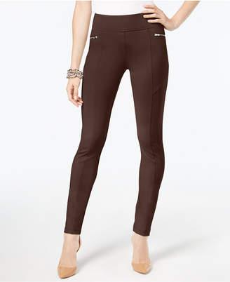 INC International Concepts I.n.c. Skinny Moto Pants
