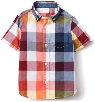 Gymboree Plaid Shirt