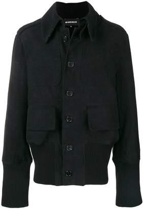 Ann Demeulemeester Niles bomber jacket