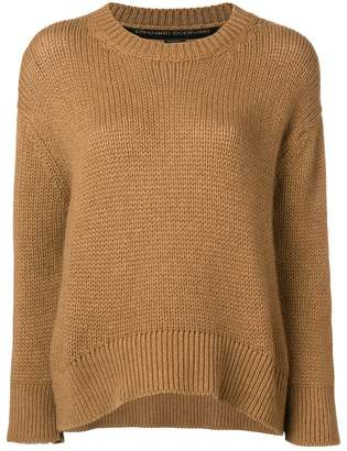 Ermanno Scervino knit sweater