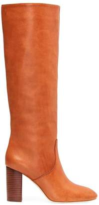 Loeffler Randall Goldy Leather Knee-High Boots