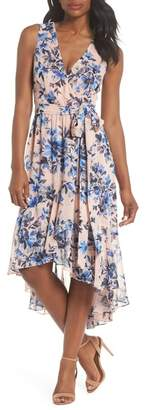 Eliza J Sleeveless High/Low Dress