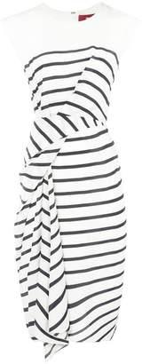 Sies Marjan striped sleeveless dress