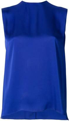Maison Rabih Kayrouz sleeveless fitted blouse
