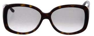 Givenchy Square Gradient Sunglasses
