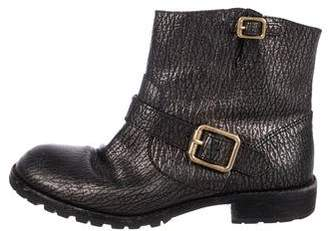 Marc Jacobs Girls' Leather Ankle Boots