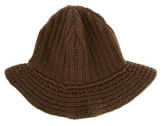 46c5d4ff207768 Ralph Lauren Cashmere and Wool Bucket Hat w/ Tags