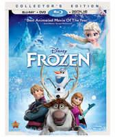 Disney Frozen Blu-ray Collector's Edition