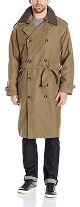 London Fog Men's Iconic Trench Coat