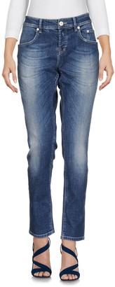 Siviglia DENIM Denim pants - Item 42674487FL