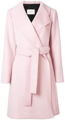 Schumacher Dorothee belted coat