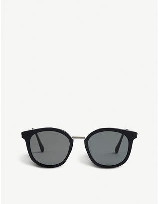Gentle Monster Dim acetate and stainless steel sunglasses