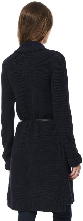 Rebecca Taylor Sweater Coat