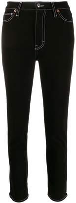 IRO stitch detail skinny jeans