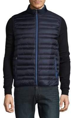 Michael Kors Long Sleeve Puffer Jacket