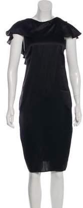 DSQUARED2 Silk Midi Dress
