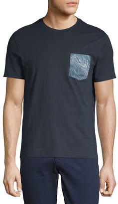 Original Penguin Palm-Leaf T-Shirt