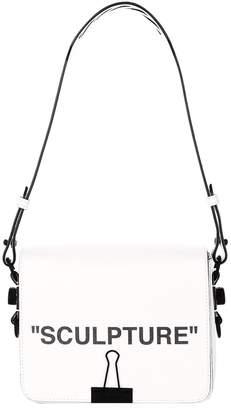 Off-White Off White Sculpture Binder Clip Bag