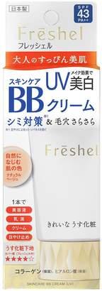 Kanebo Freshel Skin Care BB Cream UV MB(Midium Beige)50g