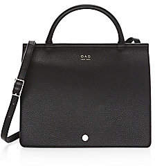 OAD OAD Women's Prism Pebbled Leather Bag