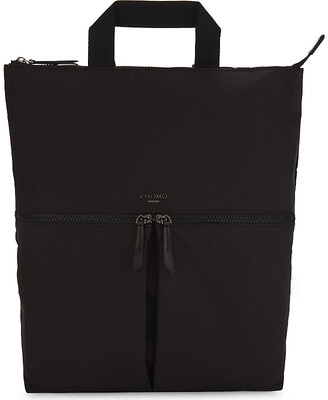 Knomo Black Dalston Reykjavik Tote Bag