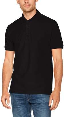 Fruit of the Loom Mens 100% Cotton Heavyweight Short Sleeve Polo Shirt (3XL)