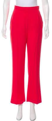 Elisabetta Franchi High-Rise Wide-Leg Pants