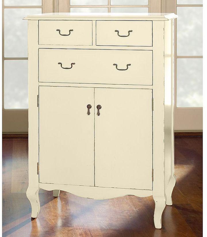 Lucia Mini Tallboy Dresser
