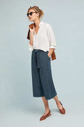 Cloth & Stone Marcel Cropped Wide-Leg Pants