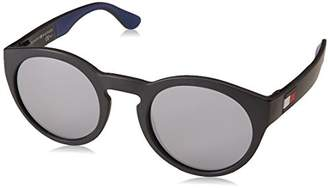 Tommy Hilfiger Men's Th1555s Oval Sunglasses