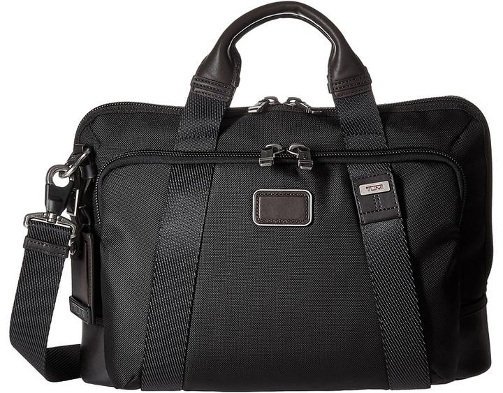 TumiTumi - Alpha Bravo - Hansen Brief Briefcase Bags