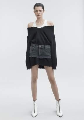 Alexander Wang V-NECK DRESS